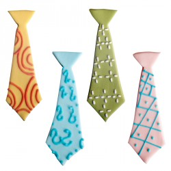 ICING TIE ACTUAL 80MM