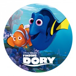 6 SUGAR DISC FINDING DORY 20CM