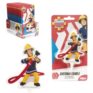 346157-DISPLAY 12 VELAS SAM EL BOMBERO 2D 7,5CM_4