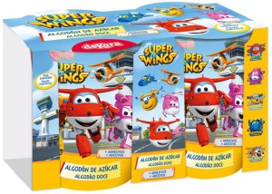 algodon bipack super wings