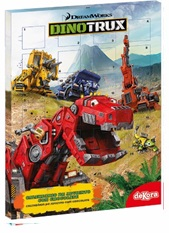 calendario adviento chocolate dinotrux