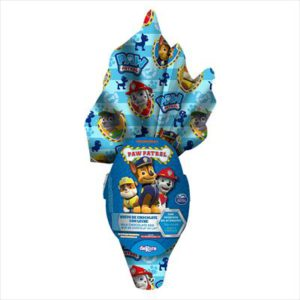 208076 PAW PATROL BOY EASTER EGG 120 GR WITH SURPRISE