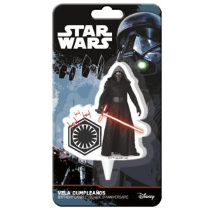 346188-DISPLAY 12 VELAS 2D STAR WARS 7,5CM_1