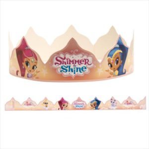 COURONNE DOS ROIS SHIMMER AND SHINE