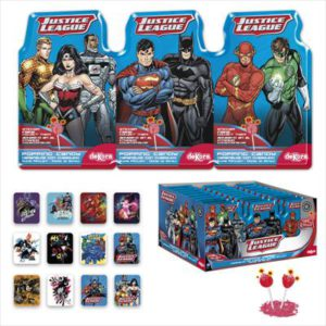 JUSTICE LEAGUE POPPING CANDY
