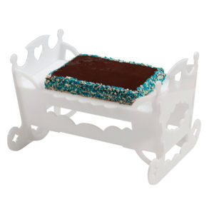 CAKE STAND CRADDLE