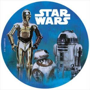 WAFER DISCS STAR WARS